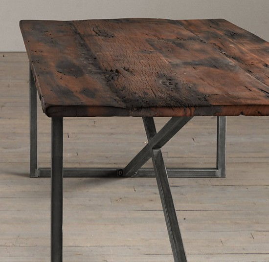 restoration-hardware-boatwood-table-detail