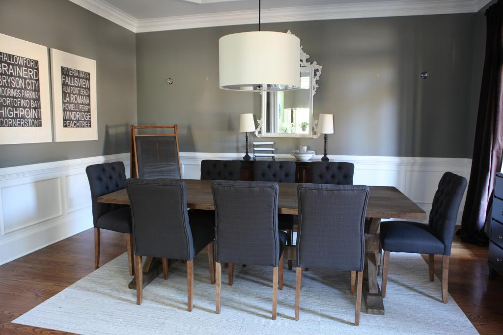 dining room dreaming | through the front door