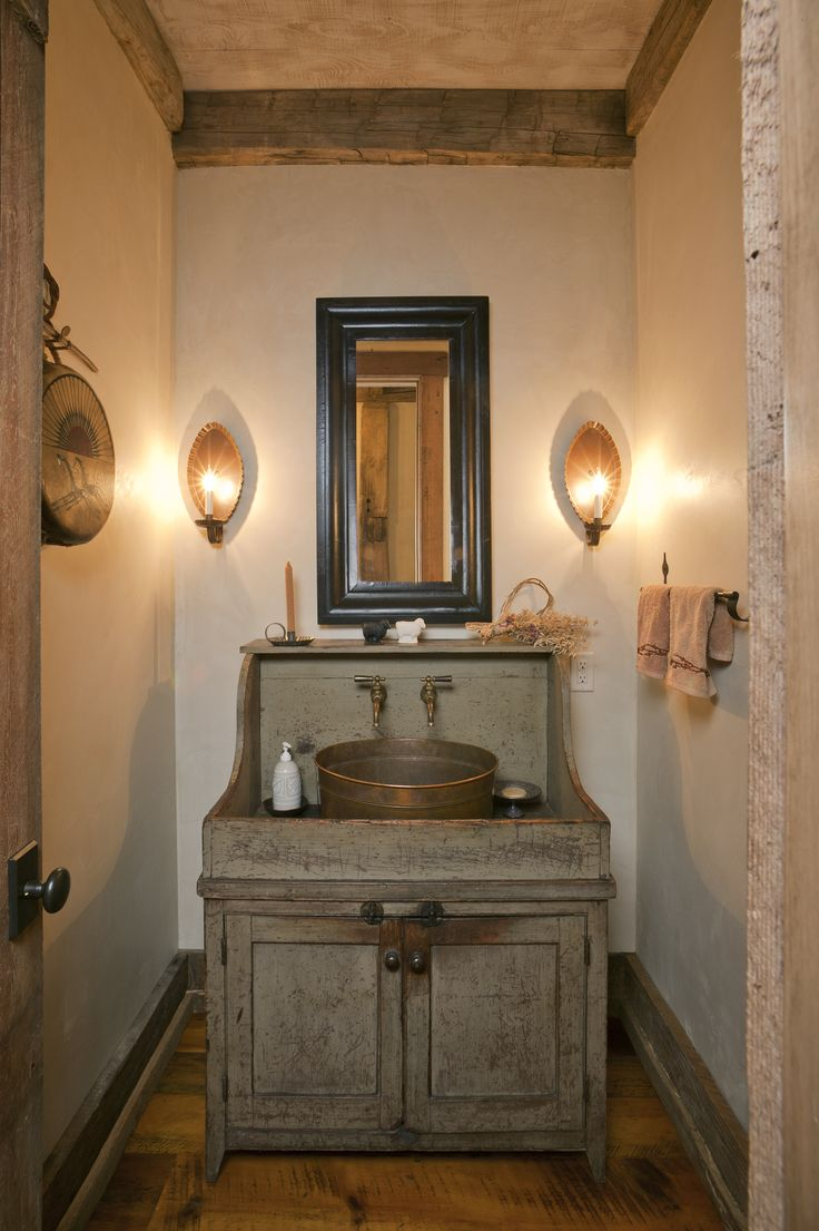 Dry Sink Vanities Through The Front Door