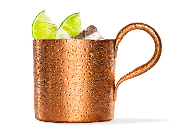 The Best Moscow Mule Mugs | Through the Front Door