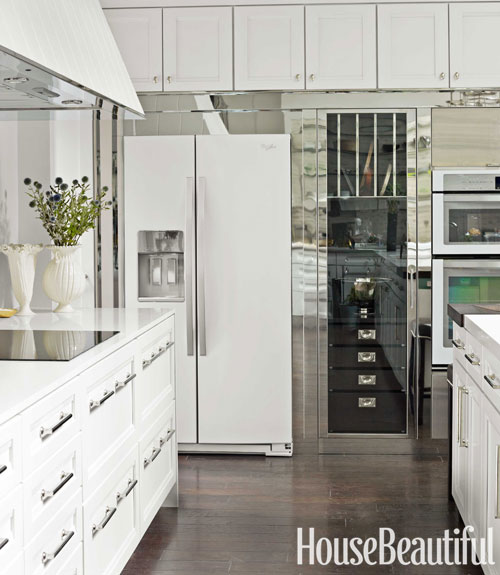 White Kitchen With White Appliances the white appliance trend: is stainless steel going out of style?