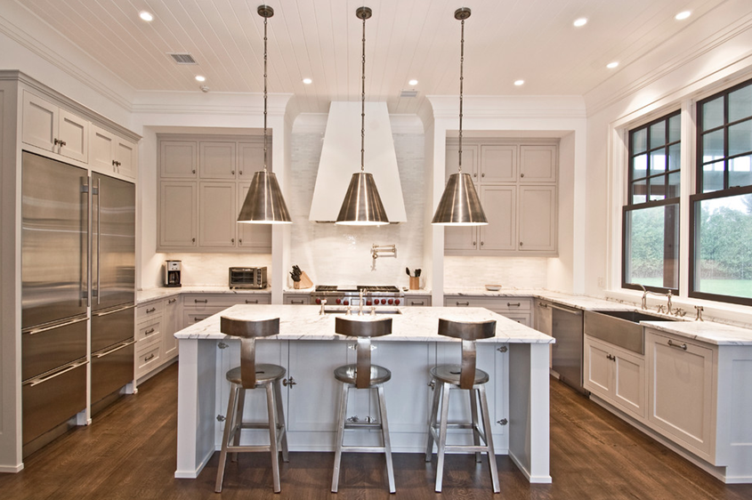 White Kitchen Stainless Steel Appliances the white appliance trend: is stainless steel going out of style?