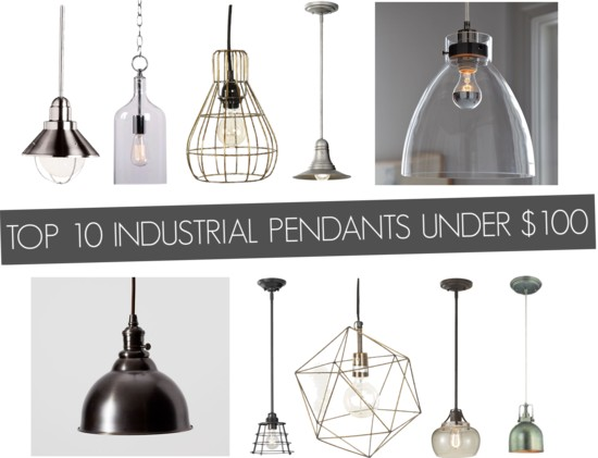 Top-Industrial-Pendants-Under-$100